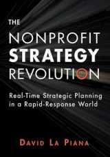 Omslag - The Nonprofit Strategy Revolution
