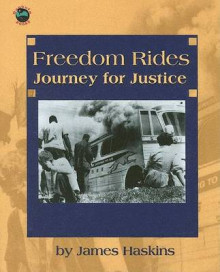 Freedom Rides av James Haskins (Heftet)
