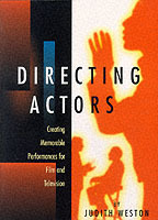 Omslag - Directing Actors