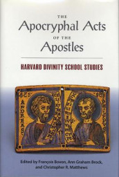 The Apocryphal Acts of the Apostles - Harvard Divinity School Studies (Paper) av Francois Bovon (Heftet)