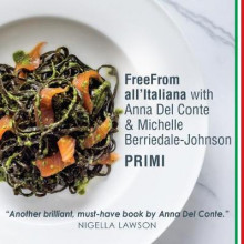 FreeFrom all'Italiana av Anna Del Conte og Michelle Berriedale-Johnson (Heftet)