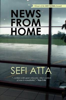 News From Home av Sefi Atta (Heftet)