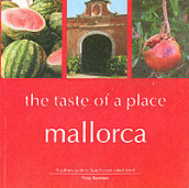 Mallorca, the Taste of a Place av Vicky Bennison (Heftet)