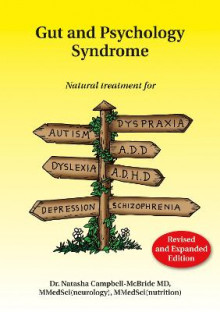 Gut and Psychology Syndrome av Natasha Campbell-McBride (Heftet)