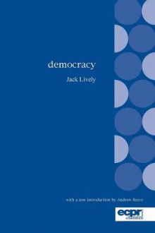 Democracy av Jack Lively (Heftet)
