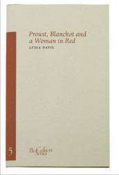 Proust, Blanchot And A Woman In Red av Lydia Davis (Heftet)