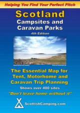 Omslag - Scotland Campsites and Caravan Parks