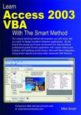 Omslag - Learn Access 2003 VBA with the Smart Method