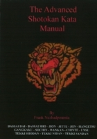 Omslag - Advanced Shotokan Kata Manual: Pt. 1