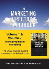 Omslag - The Marketing Director's Handbook 2020