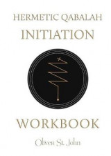 Omslag - Hermetic Qabalah Initiation Workbook