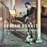 Omslag - Graham Bonnet: The Story Behind the Shades