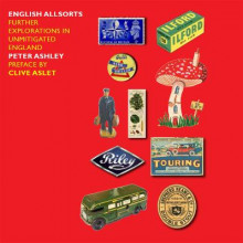English Allsorts av Peter Ashley (Innbundet)