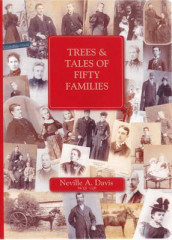 Trees and Tales of Fifty Families av Neville A. Davis (Innbundet)