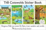 Omslag - The Cotswolds Sticker Book