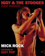 Iggy & The Stooges: Raw Power av Mick Rock (Heftet)