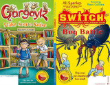 Omslag - S.W.I.T.C.H.: Bug Battle/Gargoylz: Make Some Noise - World Book Day Pack