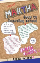 Omslag - Martha goes to boarding school