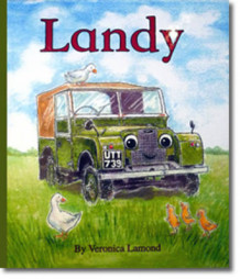 Landy: 1st book in the Landy and Friends series av Veronica Lamond (Heftet)