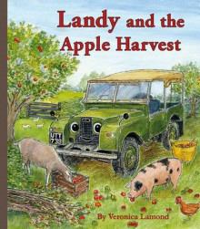 Landy and the Apple Harvest: 5th book in the Landy and Friends series 5 av Veronica Lamond (Innbundet)