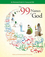 Omslag - The 99 Names of God