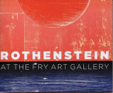 Omslag - Rothenstein at the Fry Art Gallery