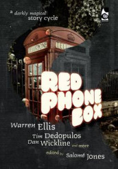 Red Phone Box av Tim Dedopulos, Warren Ellis og Dan Wickline (Innbundet)