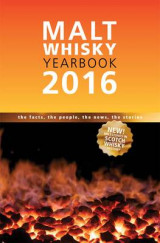 Omslag - Malt Whisky Yearbook 2016