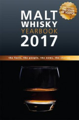 Omslag - Malt Whisky Yearbook 2017