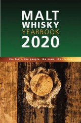 Omslag - Malt Whisky Yearbook 2020