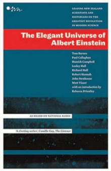 The Elegant Universe of Albert Einstein av Tom Barnes, Paul Callaghan, Hamish Campbell, Lesley Hall, Richard Hall, Robert Hannah, John Stenhouse og Matt Visser (Heftet)