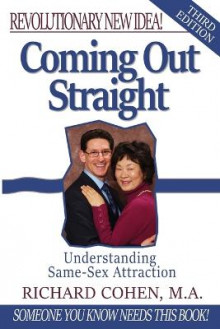Coming Out Straight av Richard Cohen (Heftet)