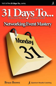 31 Days to Networking Event Mastery av Bruce Brown (Heftet)