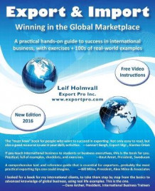Export & Import - Winning in the Global Marketplace av Leif Holmvall (Heftet)