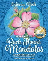 Omslag - Healing with Bach Flower Mandalas
