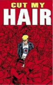Cut My Hair Illustrated Novel av Jamie S. Rich (Heftet)