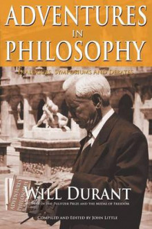 Adventures in Philosophy av Will Durant (Heftet)