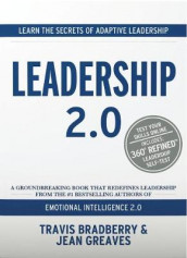 Leadership 2.0 av Travis Bradberry og Jean Greaves (Innbundet)