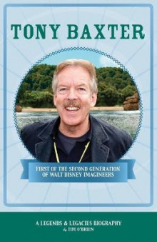 Tony Baxter av Tim O'Brien (Heftet)