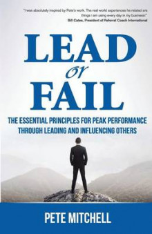 Lead or Fail av Pete Mitchell (Heftet)