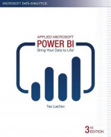Omslag - Applied Microsoft Power Bi (3rd Edition)