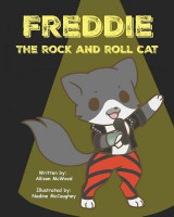 Omslag - Freddie the Rock and Roll Cat