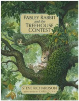 Omslag - Paisley Rabbit and the Treehouse Contest