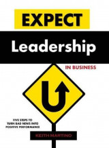 Omslag - Expect Leadership in Business - Hardcover