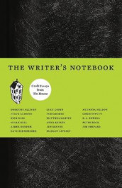 The Writer's Notebook av Dorothy Allison, Susan Bell, Aimee Bender, Kate Bernheimer, Nick Flynn, Matthea Harvey, Denis Johnson, Anna Keesey, D. A. Powell og Jim Shepard (Heftet)