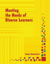 Omslag - Meeting the Needs of Diverse Learners