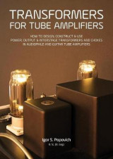 Omslag - Transformers for Tube Amplifiers