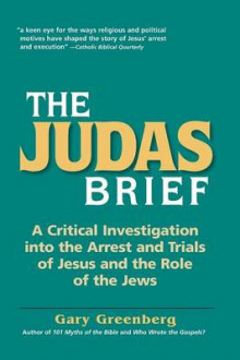 The Judas Brief av Gary Greenberg (Heftet)