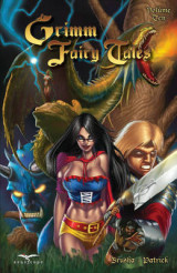 Omslag - Grimm Fairy Tales Volume 10