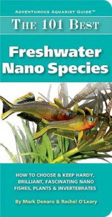 Omslag - The 101 Best Freshwater Nano Species